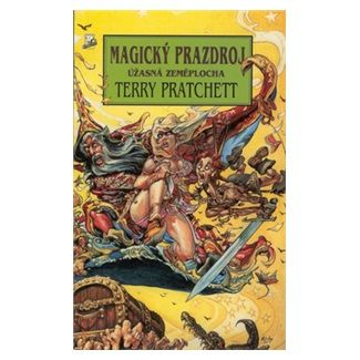 Terry Pratchett: Magický prazdroj cena od 148 Kč