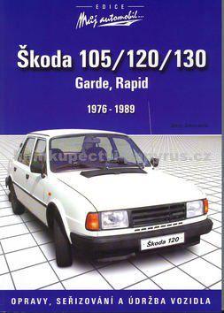 Jerzy Jalowiecki: Škoda 105/120/130 - údržba a opravy cena od 0 Kč