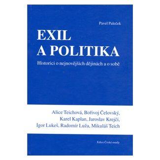 Pavel Paleček: Exil a politika cena od 130 Kč