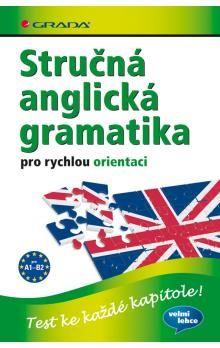 Walter Lutz: Stručná anglická gramatika cena od 135 Kč