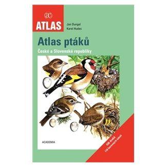 Jan Dungel, Karel Hudec: Atlas ptáků České a Slovenské republiky - 2. vydání cena od 156 Kč