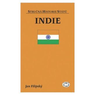 Jan Filipský: Indie cena od 132 Kč