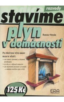 Rudolf Novák: Plyn v domácnosti cena od 49 Kč