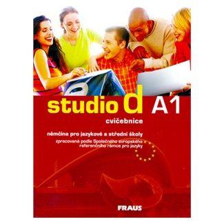 Hermann Funk: studio d A1 - cvičebnice cena od 111 Kč