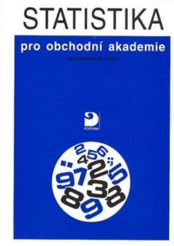 Zdeněk Burda: Statistika pro obchodní akademie - 5. vydání cena od 98 Kč
