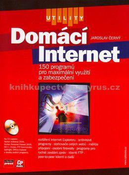 CP Books Domácí Internet + CD cena od 178 Kč