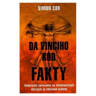 Simon Cox: Da Vinciho kód Fakty SK cena od 139 Kč