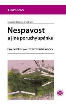 Claudia Borzová: Nespavost a jiné poruchy spánku cena od 80 Kč
