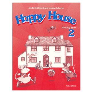 Maidment Stella: Happy House 2 Activity Book cena od 159 Kč