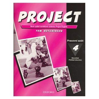 Tom Hutchinson: Project 4 Workbook CZ cena od 191 Kč