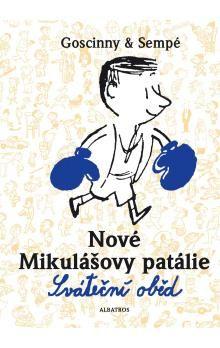 René Goscinny, Jean-Jacques Sempé: Nové Mikulášovy patálie - Sváteční oběd cena od 130 Kč