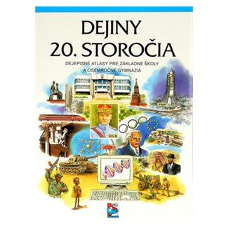 VKÚ Dejiny 20.storočia cena od 96 Kč