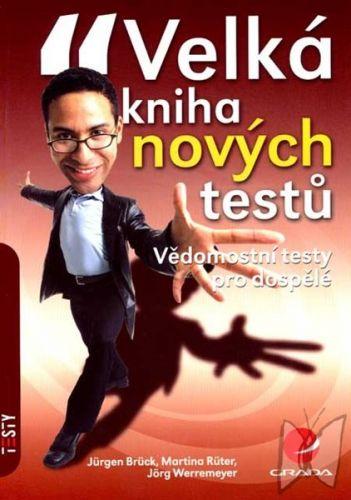 GRADA Velká kniha nových testů cena od 149 Kč