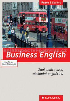 GRADA Business English cena od 169 Kč