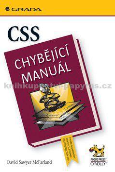 GRADA CSS chybějící manuál cena od 188 Kč