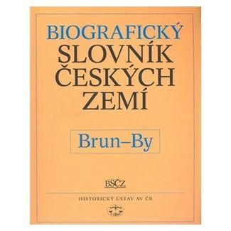 Biografický slovník českých zemí - Brun-By, 8. díl cena od 139 Kč