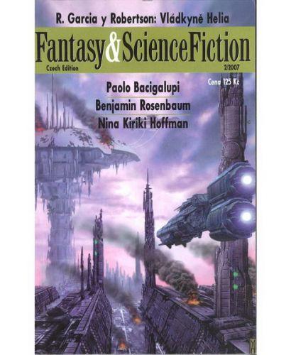 Martin Šust: Fantasy & Science Fiction 2007/02 cena od 95 Kč