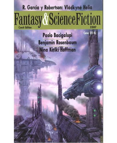 Triton Fantasy a ScienceFiction 2/2007 cena od 95 Kč