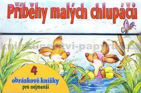 Fortuna Libri Příběhy malých chlupáčů cena od 88 Kč