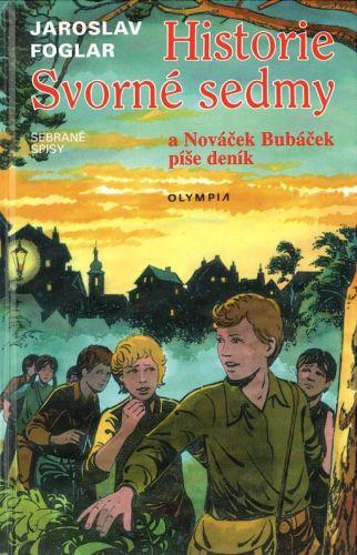 Olympia Historie svorné sedmy a nováček Bubáček píše deník cena od 155 Kč