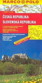 Marco Polo Česká republika Slovenská republika 1:300 000 cena od 137 Kč