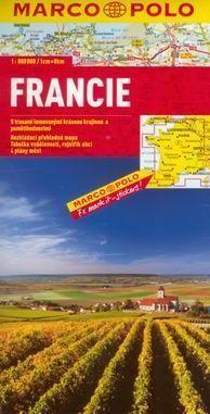 Francie 1:800 000 cena od 189 Kč