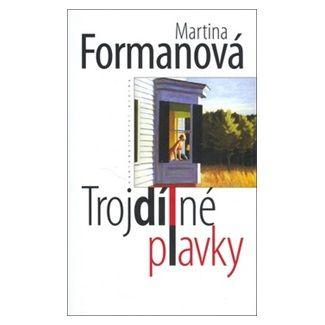 Martina Formanová: Trojdílné plavky cena od 185 Kč