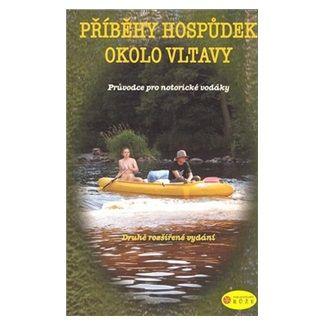 Hanka Hosnedlová: Příběhy hospůdek okolo Vltavy cena od 95 Kč