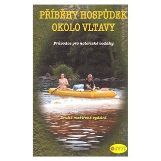 Jan Matěj Krnínský: Příběhy hospůdek okolo Vltavy cena od 92 Kč
