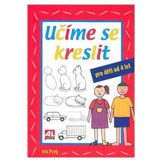 Iris Prey: Učíme se kreslit pro děti od 4 let cena od 90 Kč