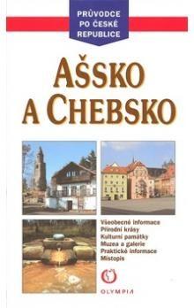 Jaroslav Vít: Ašsko a Chebsko - průvodce po ČR cena od 49 Kč