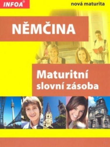 Němčina - maturitní slovní zásoba cena od 207 Kč