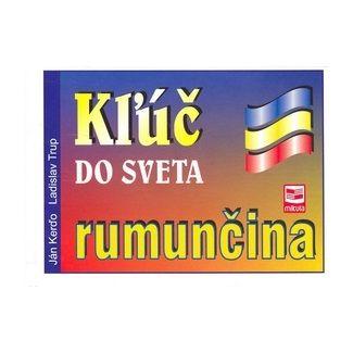 Ján Kerďo, Ladislav Trup: Kľúč do sveta rumunčina cena od 150 Kč