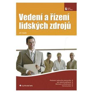 Jiří Halík: Vedení a řízení lidských zdrojů cena od 112 Kč