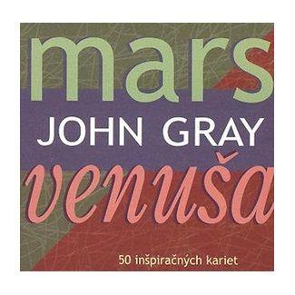 John Grey: Mars Venuša cena od 106 Kč
