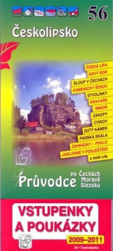 Českolipsko 56 cena od 59 Kč