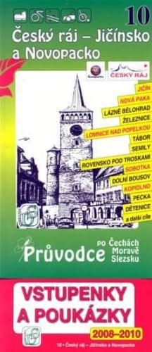 Český Ráj Jičínsko a Novopacko 10 cena od 40 Kč
