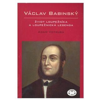 Adam Votruba: Václav Babinský cena od 143 Kč