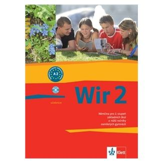 Giorgio Motta: Wir 2 - Učebnice cena od 141 Kč