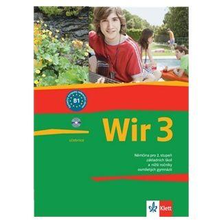 Giorgio Motta: Wir 3 - Učebnice cena od 147 Kč