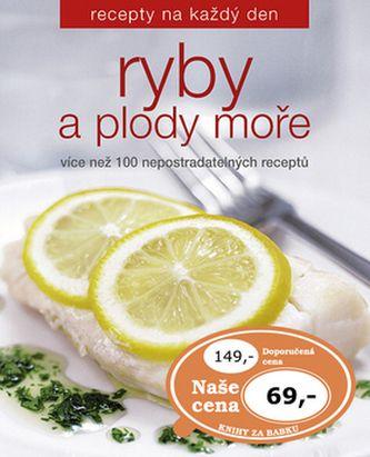 Ryby a plody moře cena od 53 Kč