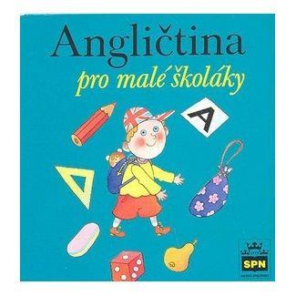 Marie Zahálková: Angličtina pro malé školáky - CD cena od 173 Kč