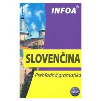 Prehladná gramatika - slovenčina cena od 59 Kč
