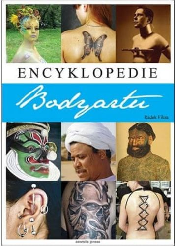 Fiksa Radek: Encyklopedie bodyartu cena od 95 Kč