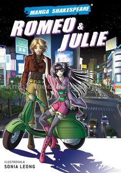 William Shakespeare, Sonia Leong: Romeo a Julie cena od 159 Kč