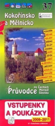 Kokořínsko a Mělnicko 37 cena od 59 Kč