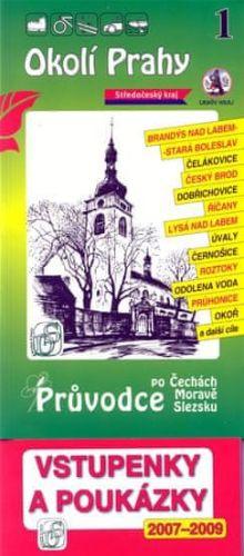 Okolí Prahy 1 cena od 37 Kč