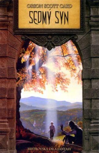 Orson Scott Card: Sedmý syn - Seqoy cena od 137 Kč