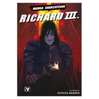 Martin Hilský, Patrick Warren, William Shakespeare: Richard III. cena od 155 Kč
