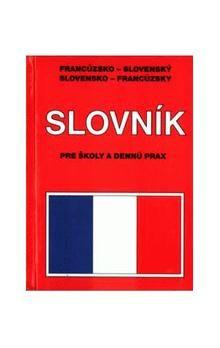 Knižné centrum Francúzsko-slovenský,slovensko-francúzsky slovník cena od 79 Kč